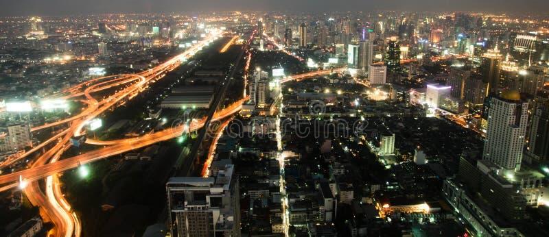 Grande città moderna immagine stock libera da diritti