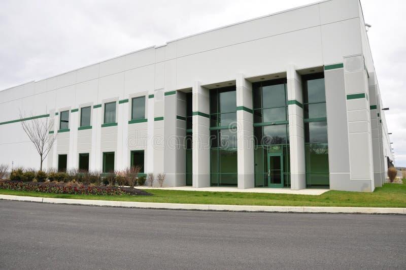 Grande construction industrielle photos stock