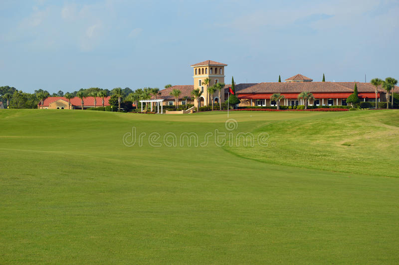 Grande Dunes Golf Club, Myrtle Beach SC stock photography