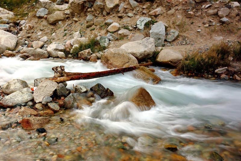 Grande gorge d'Almaty images libres de droits