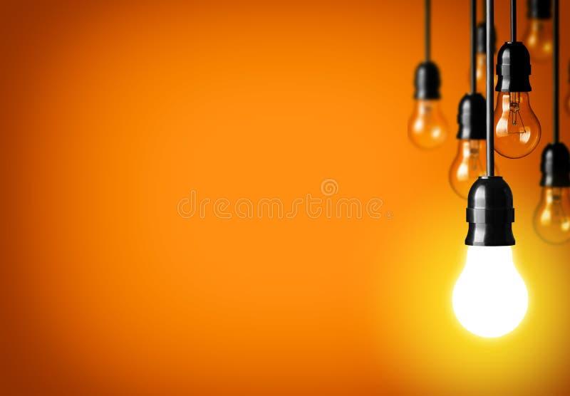 Grande idea fotografie stock libere da diritti