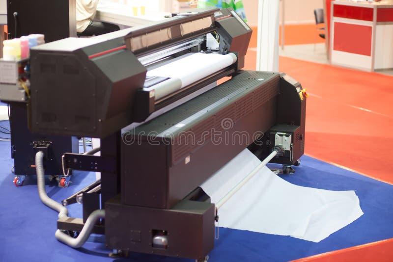 Grande imprimante photos libres de droits
