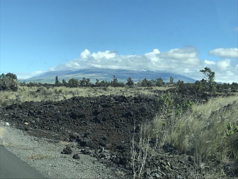 Grande isola dell'Hawai fotografia stock libera da diritti