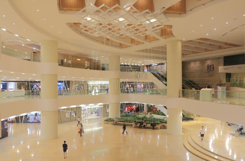 Grande magazzino pacifico del posto Hong Kong fotografia stock