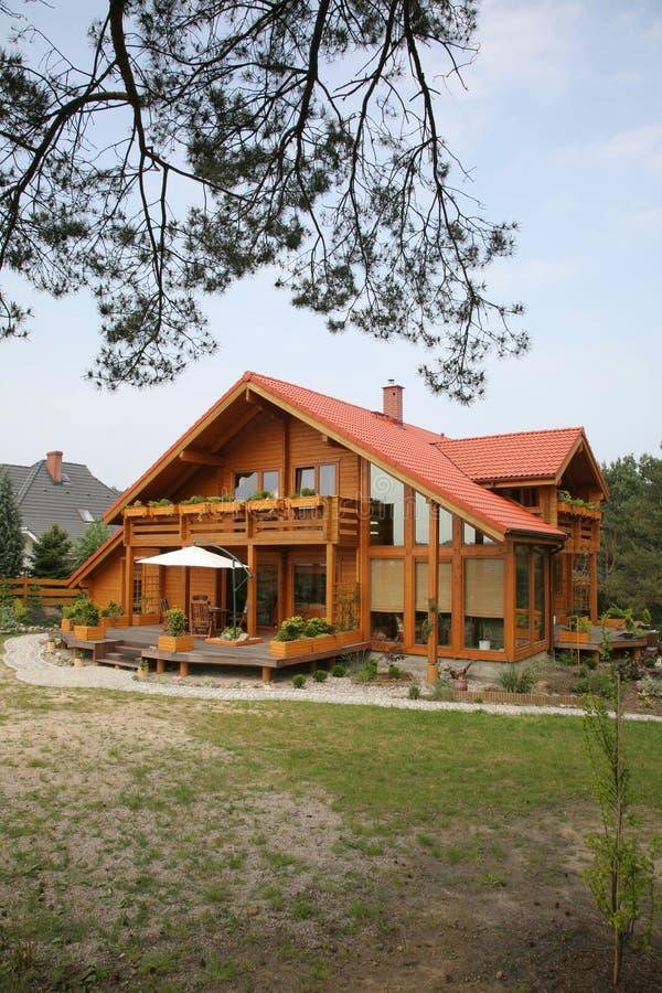 Grande maison de campagne photo libre de droits image 4885505 - Rever d une grande maison ...