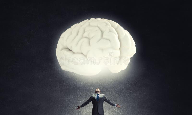 Grande mente immagini stock libere da diritti