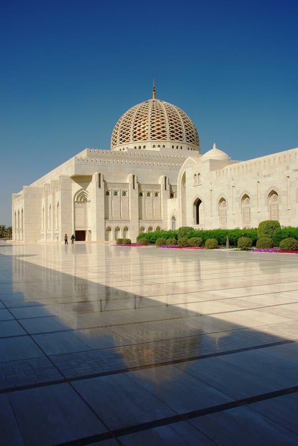 Grande moscato della moschea fotografia stock