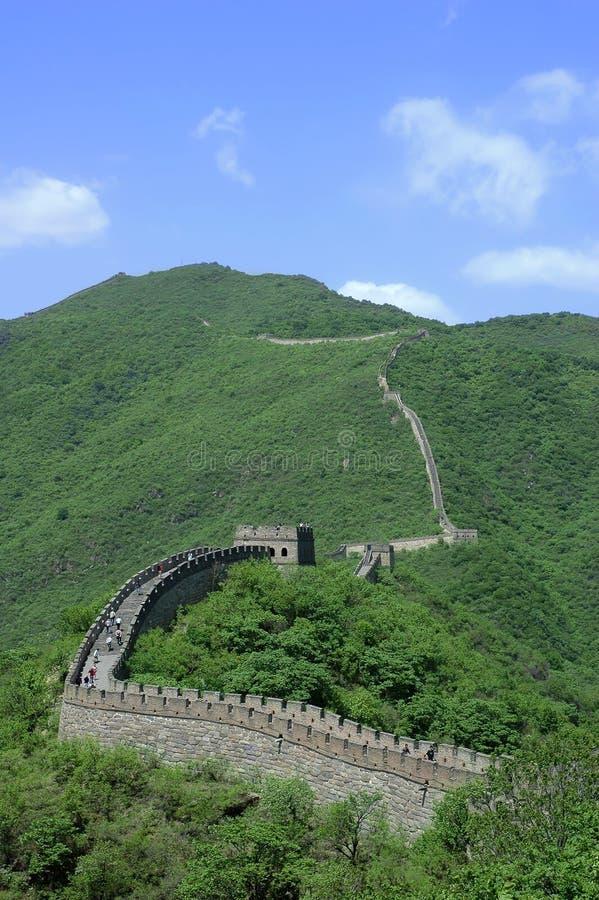 Download Grande Muraglia fotografia stock. Immagine di miracolo - 3889778