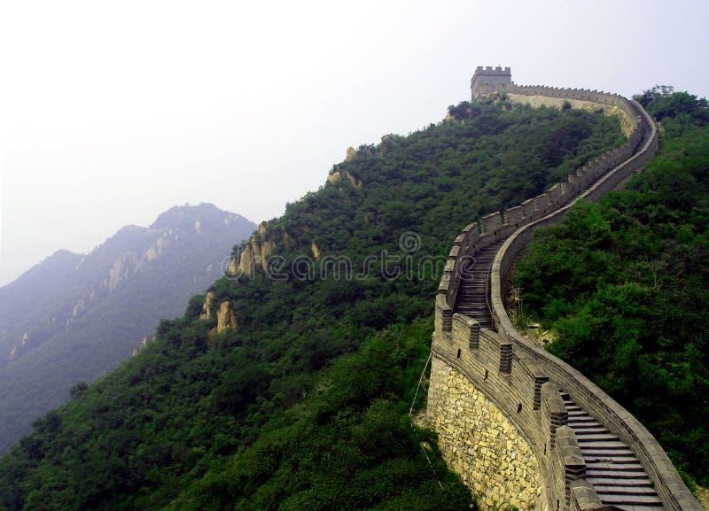 Grande Muraille de la Chine images stock