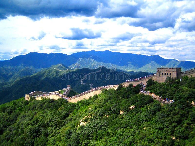 Grande Muraille de la Chine photos libres de droits