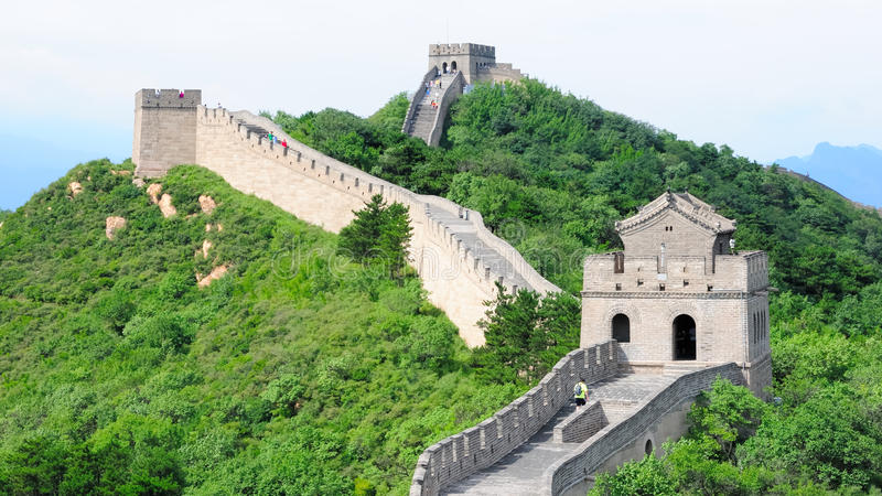 Grande Muraille no.3 photos libres de droits