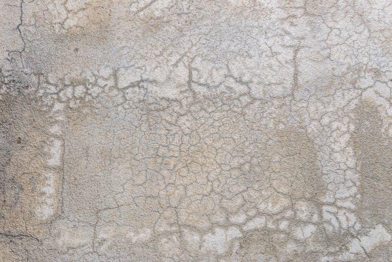 Grande muro di cemento Struttura Fondo fotografie stock libere da diritti
