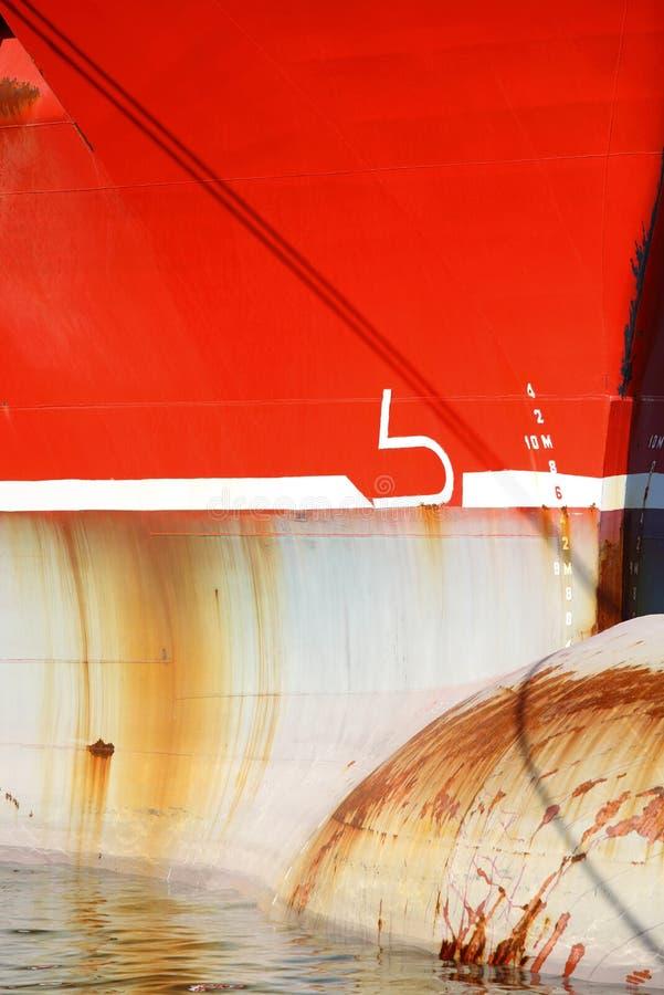 Grande nave fotografia stock