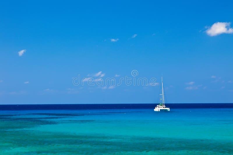 Grand Cayman fotografia stock libera da diritti