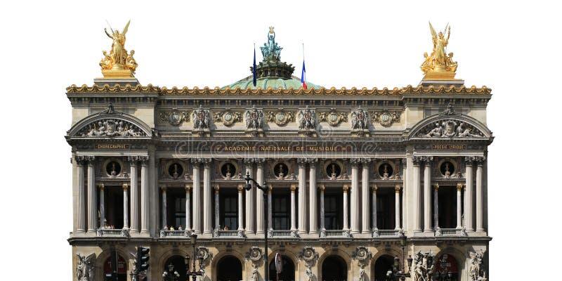 Grande-Opera em Paris, França imagem de stock royalty free