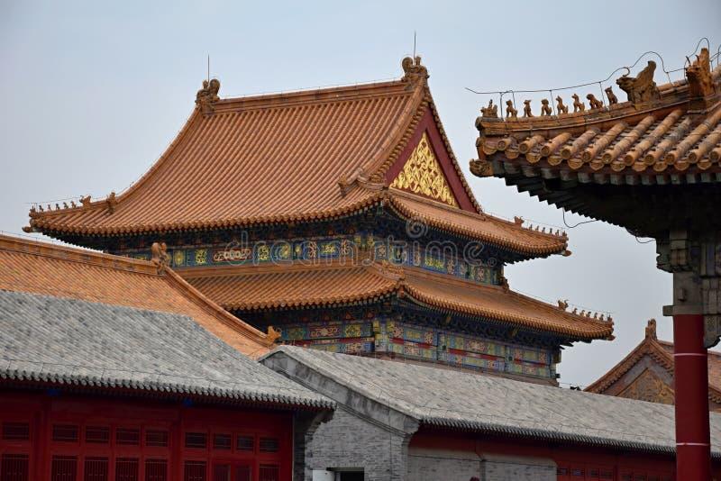 Grande Opera Salão no Pequim, China foto de stock royalty free