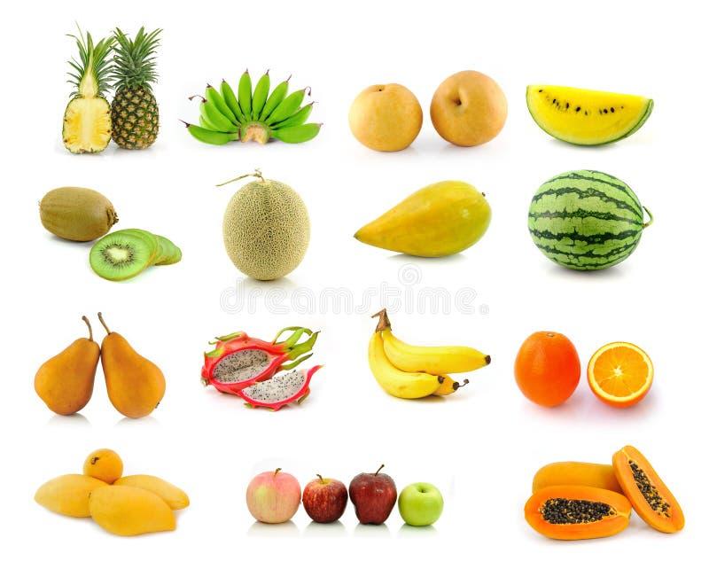 Grande page des fruits image stock