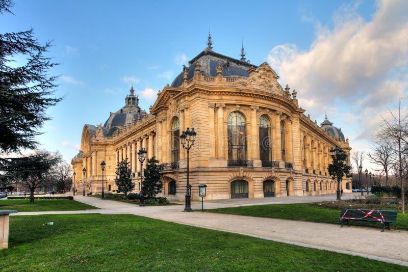 Grande Palais famoso - grande palazzo, Parigi immagine stock