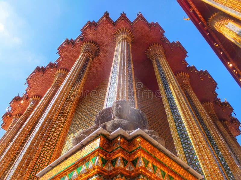 Grande palazzo Buddha fotografia stock libera da diritti
