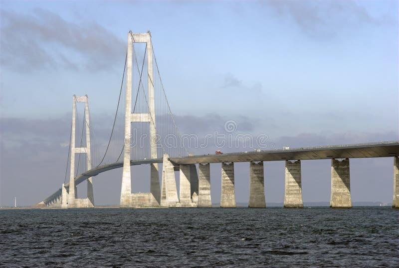 Grande ponte da correia fotos de stock royalty free