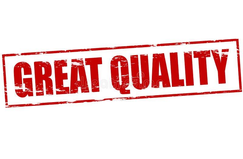 Grande qualité illustration stock