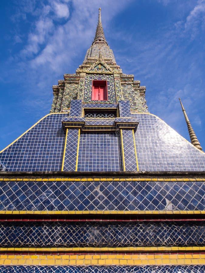 Grande quattro Jedi in Wat Pho fotografia stock libera da diritti