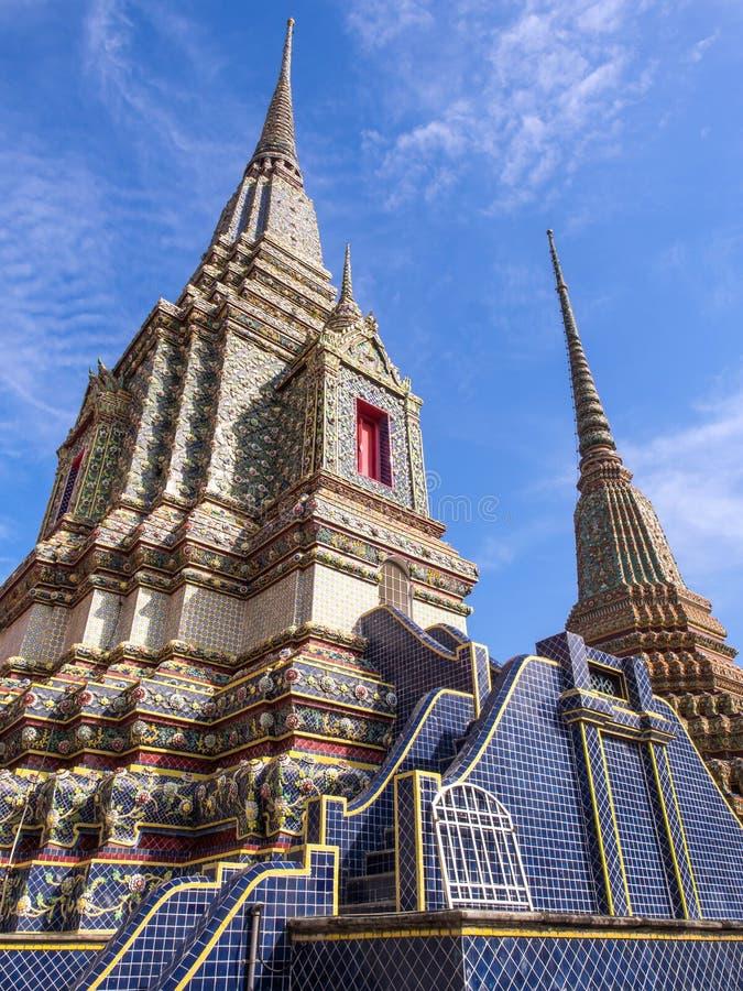 Grande quattro Jedi in Wat Pho immagini stock