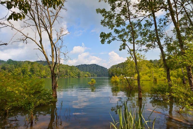 Grande Ridge State Park fotografie stock libere da diritti