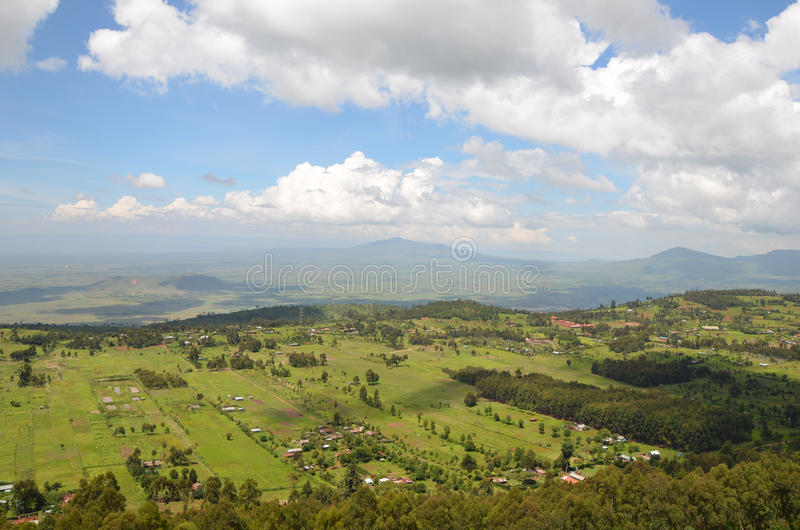 Grande Rift Valley foto de stock royalty free