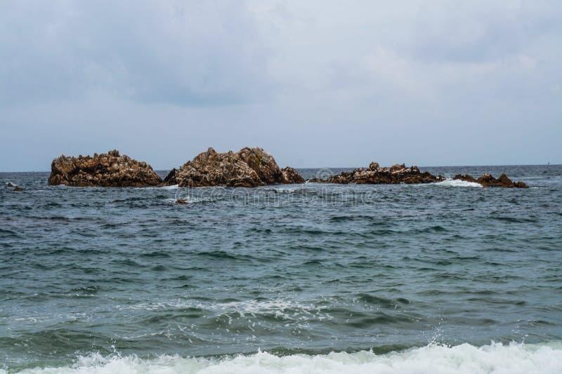 grande roccia reale del Sud Corea di gyeongju fotografia stock libera da diritti