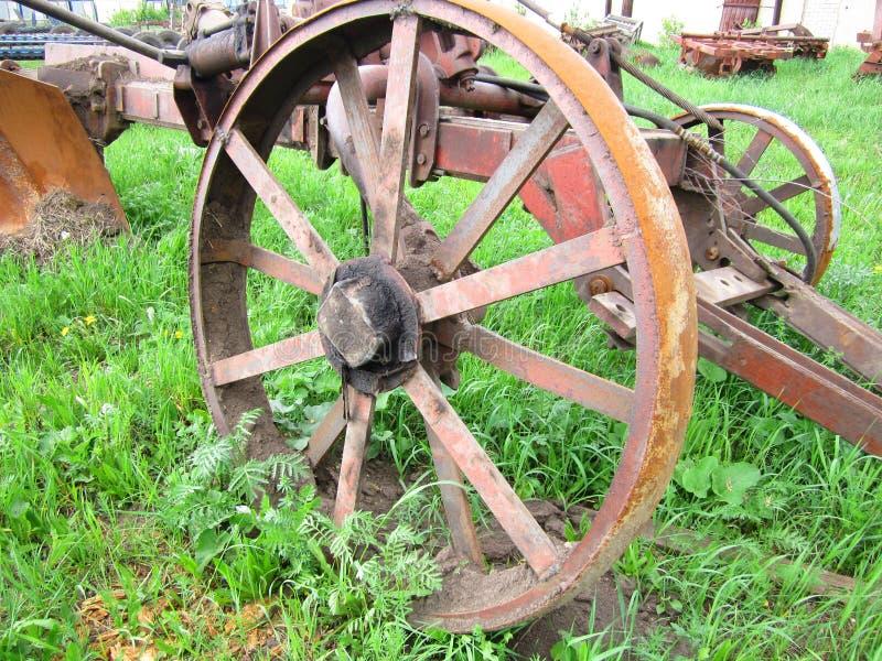 Grande roda do arado fotografia de stock royalty free