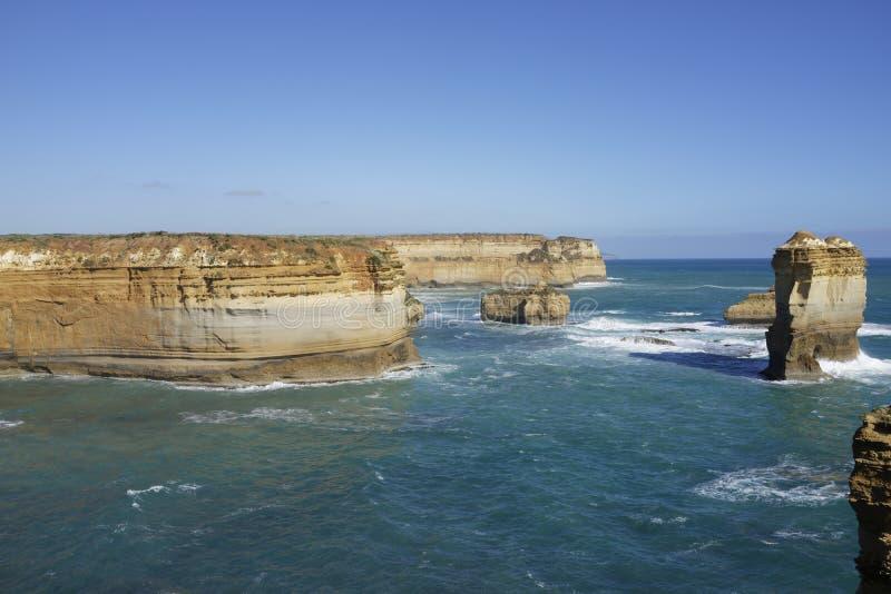 Grande route d'océan images stock