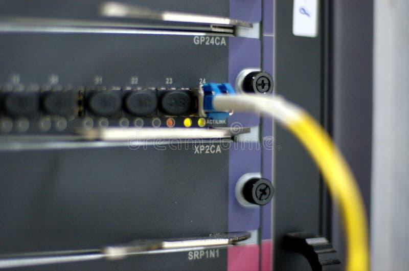 Grande router di huawei. Primo piano. fotografie stock