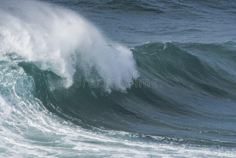 Grande rupture de vague photo libre de droits