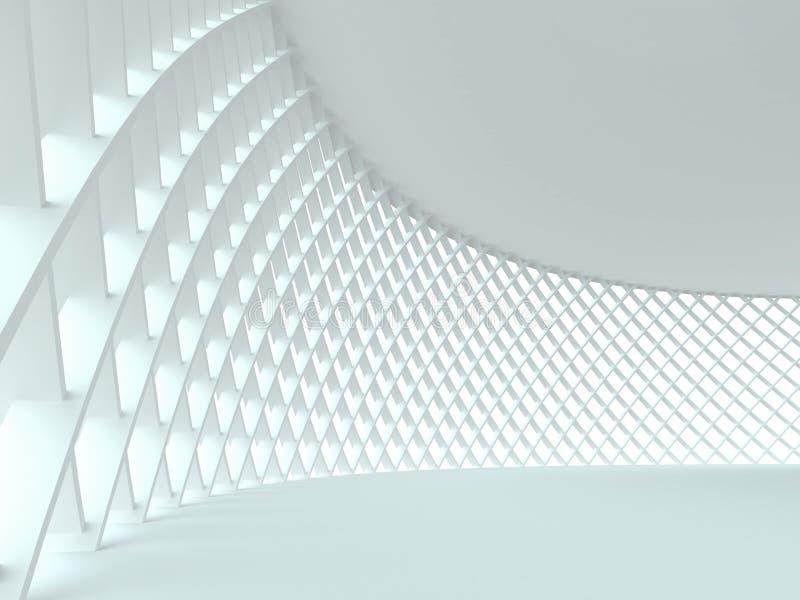 Grande salão ilustração do vetor