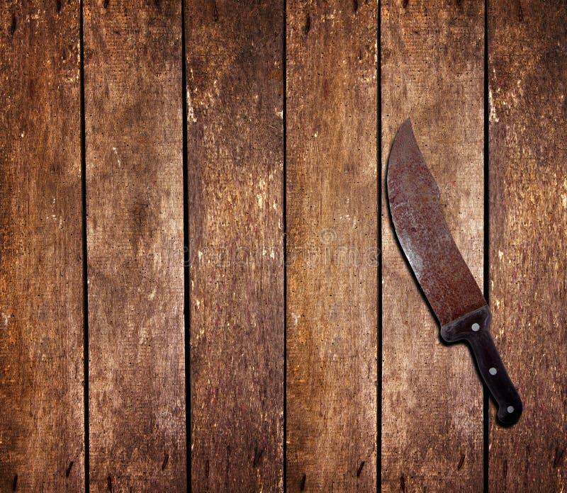 Grande selettore rotante antico del coltello fotografie stock libere da diritti
