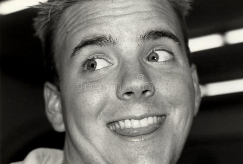 Grande sorriso fotografia stock libera da diritti