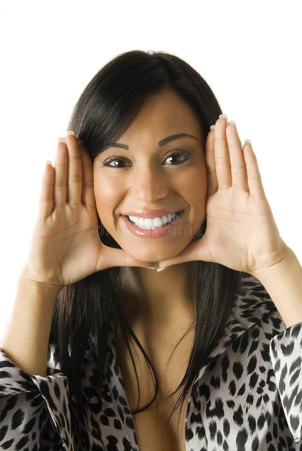 Grande sorriso fotos de stock royalty free