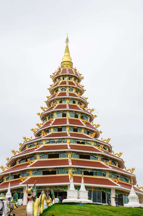 Grande stupa chinês imagens de stock