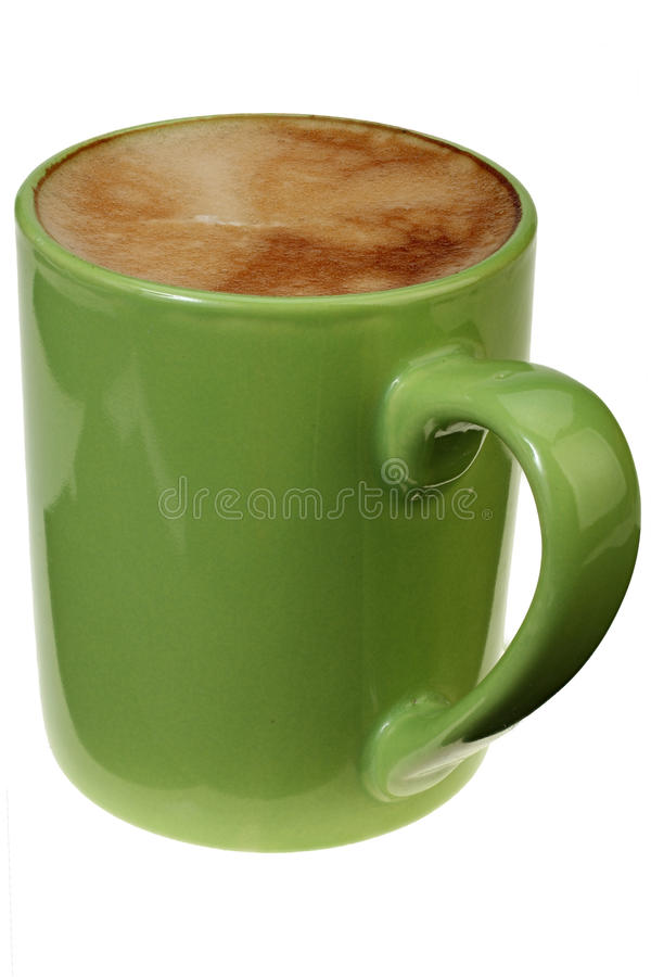 Grande tasse de café photos libres de droits