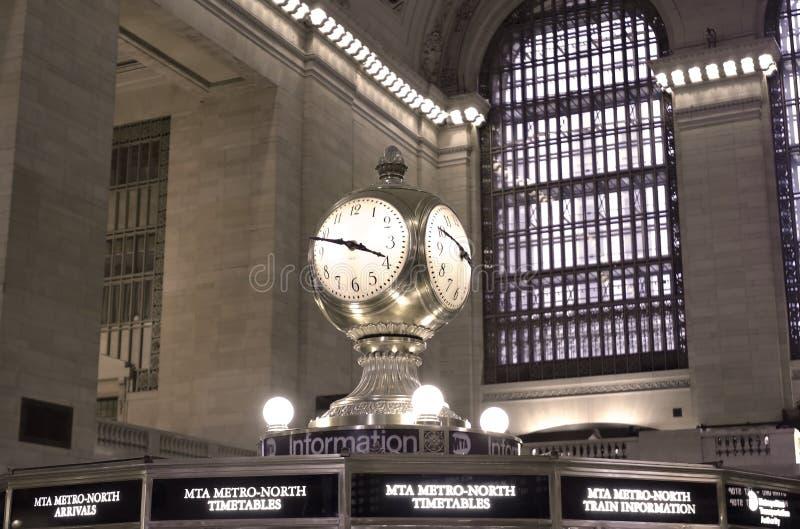 Grande Terminale Centrale Immagine Stock Editoriale