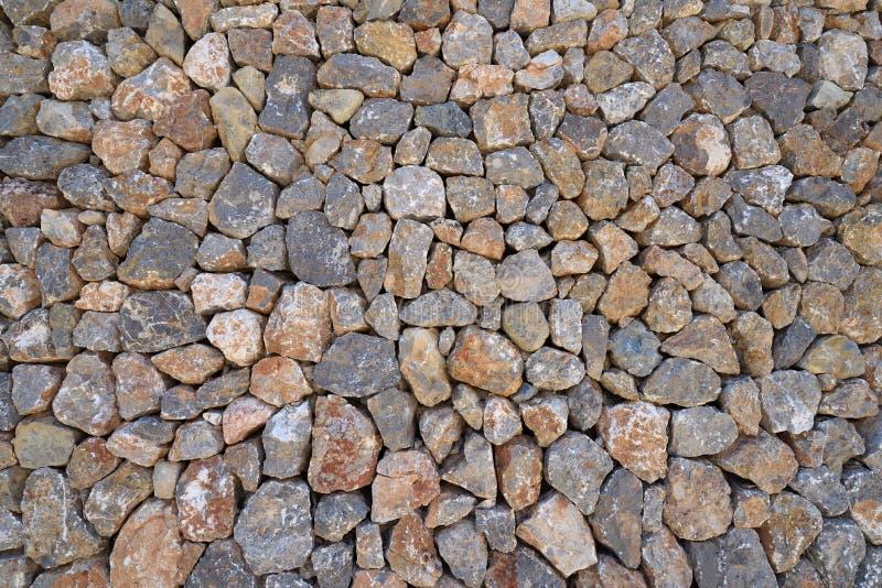 Grande texture réaliste de mur en pierre photos libres de droits