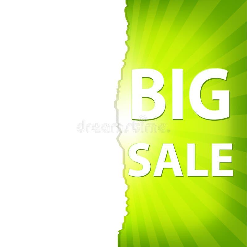 Grande vendita royalty illustrazione gratis