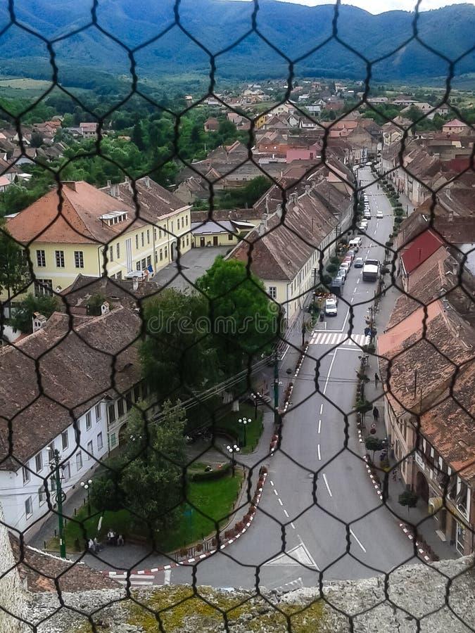 Grande vue de rue photos libres de droits