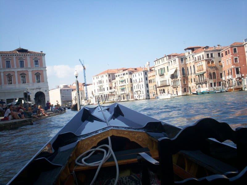 GrandeCanale Venezia Италия стоковые изображения