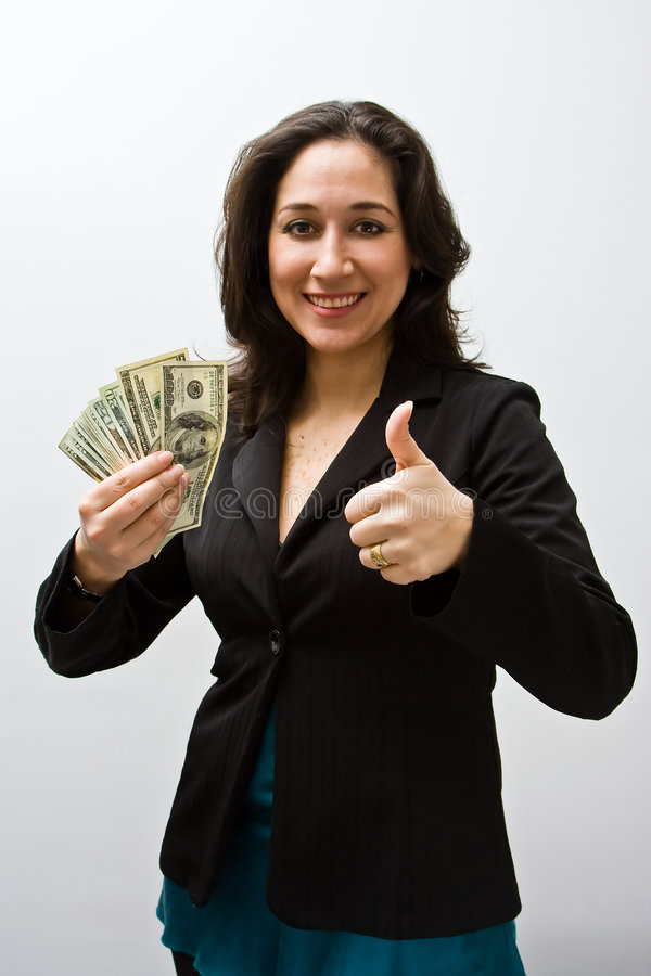 Grandes finanças foto de stock