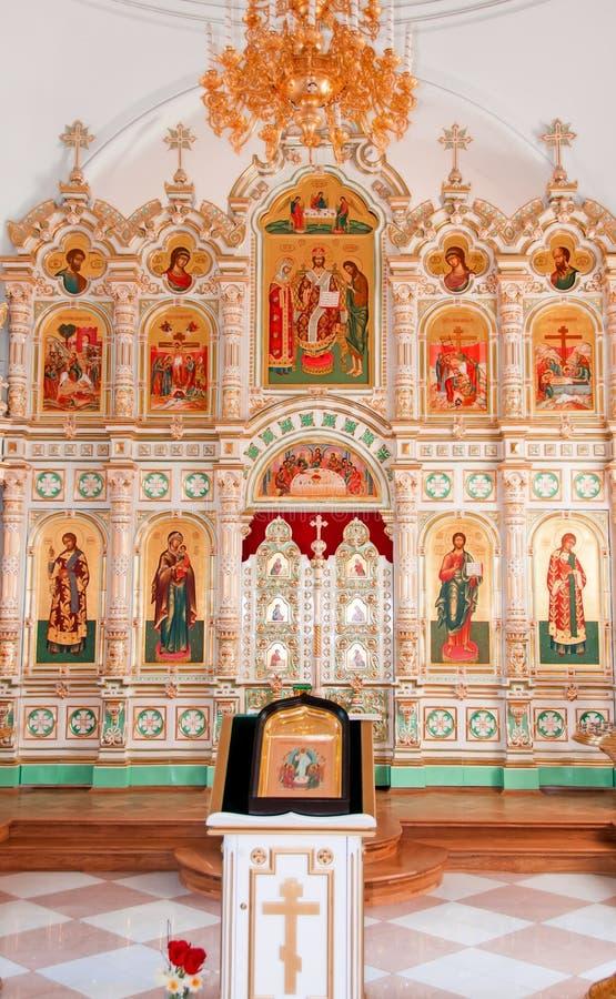 Grandes monastérios de Rússia. Console Valaam fotografia de stock
