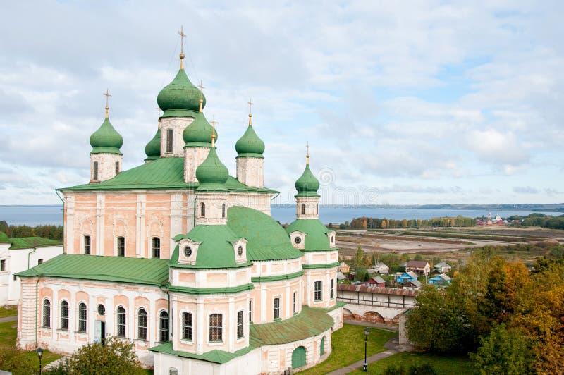 Grandes monastérios de Rússia. Pereslavl imagem de stock