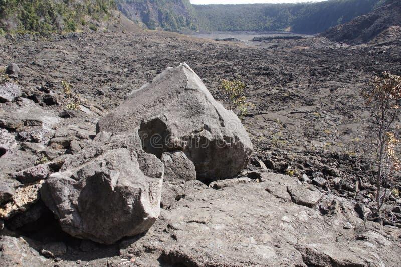 Grandes roches volcaniques photographie stock libre de droits