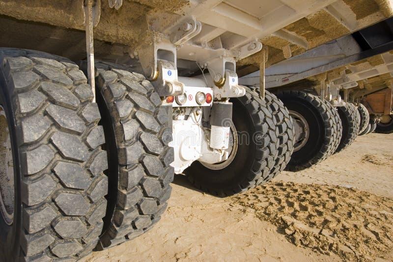 Grandes roues photographie stock libre de droits